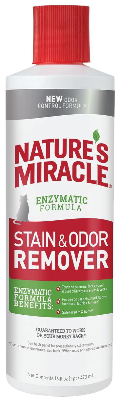 Nature's Miracle / Нейтрализатор органических пятен и запаха 8in1 Nature's Miracle P-96973