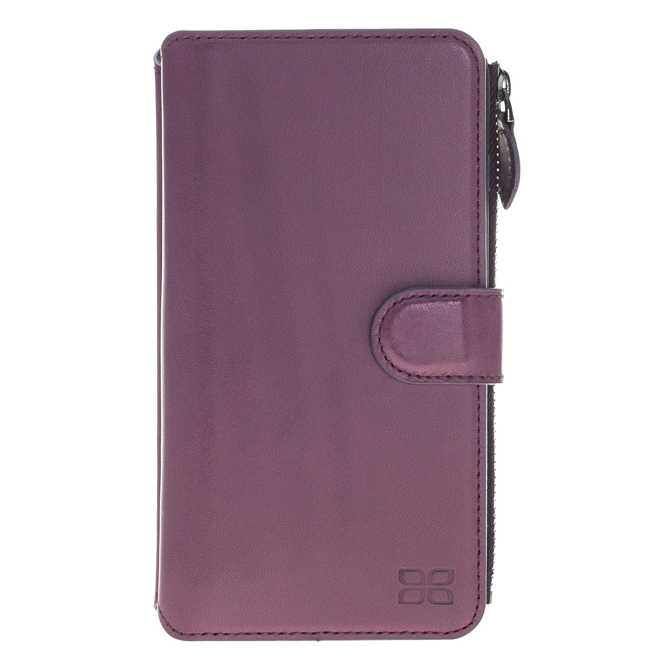 Чехол ZipMagic Wallet Bouletta Сиреневый BRN2 для Iphone X/XS