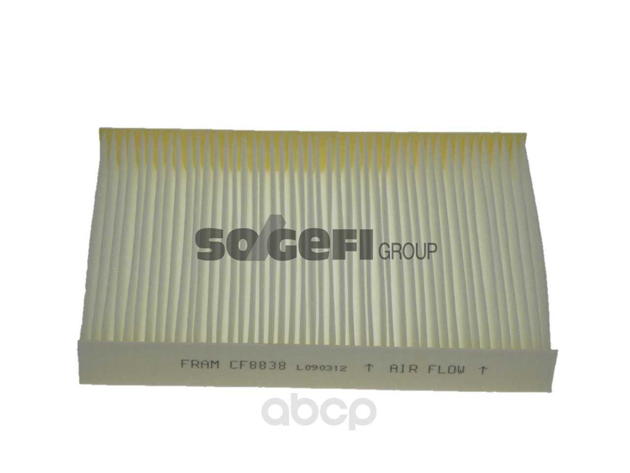 Фильтр воздушный салона Fram CF8838
