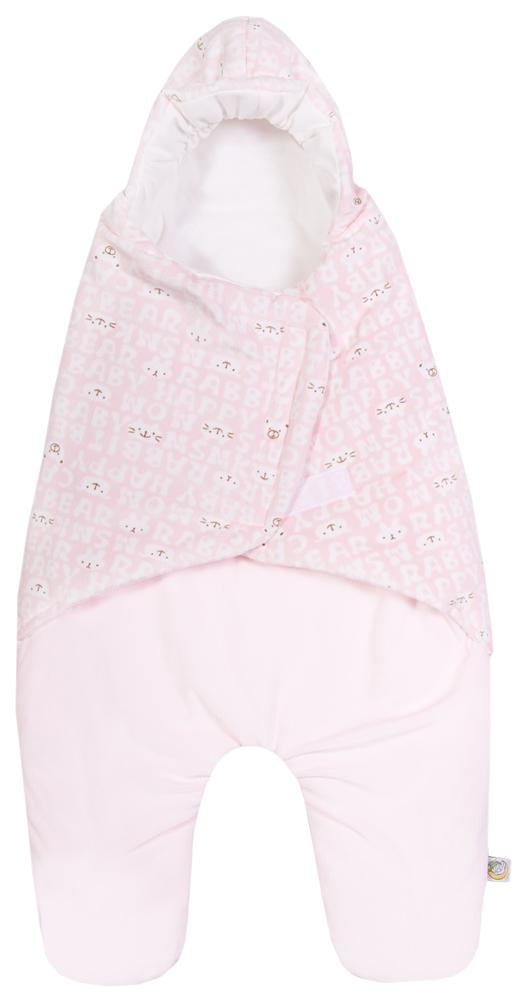 Купить Пеленалка Мармеладик розовый Сонный Гномик, Сонный гномик, Конверты в коляску