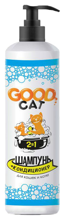 Шампунь для домашнего питомца GOOD Cat Шампунь кондиционер