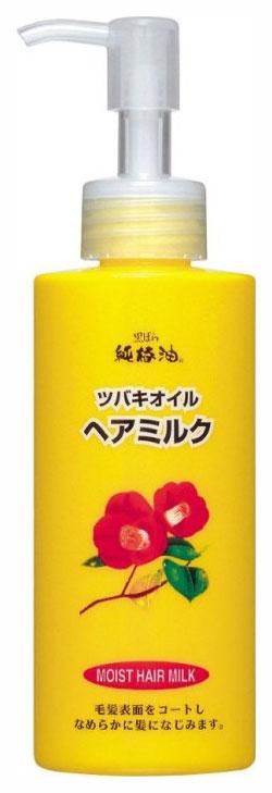 Молочко для волос Kurobara Camellia Oil Hair