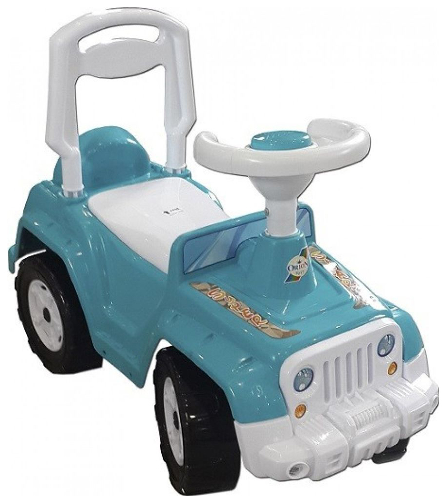 Каталка детская Orion Машинка Супер сафари фото