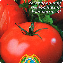 Семена Томат Загадка, 25 шт, Плазмас