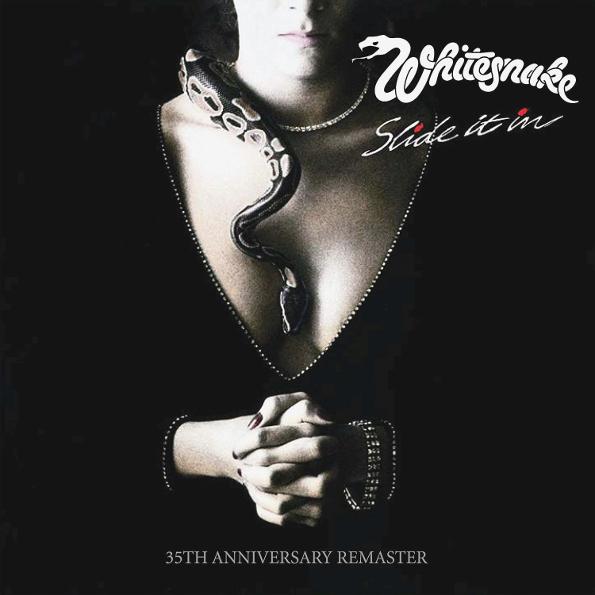 Аудио диск Whitesnake Slide It In (35th Anniversary Remaster) (CD) фото