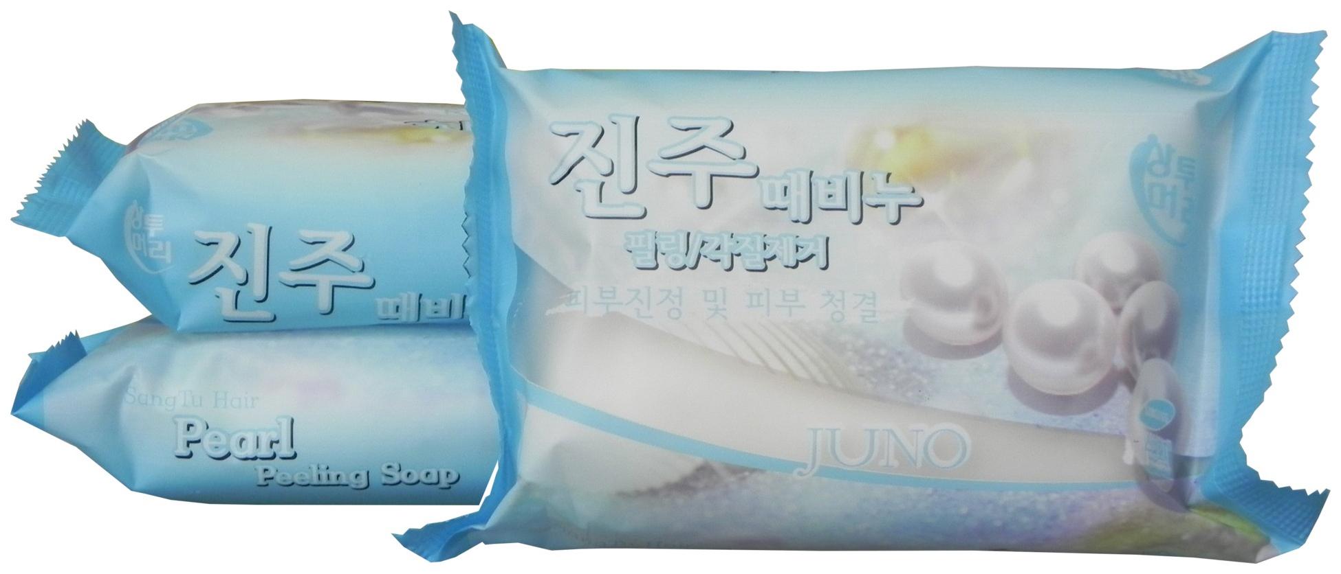 Косметическое мыло Juno Жемчужина 150 г
