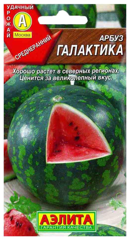 Семена Арбуз Галактика, 1 г АЭЛИТА по цене 18
