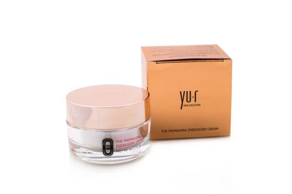 Мультипептидный крем с витаминами YU R The Primavera