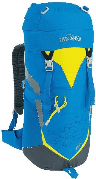 Туристический рюкзак Tatonka Mani 20 л голубой