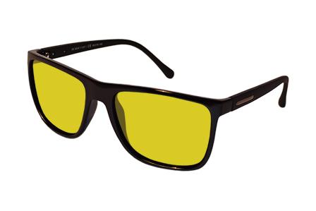 Поляризационные очки водителя Drivers Club DC8234Y желтая