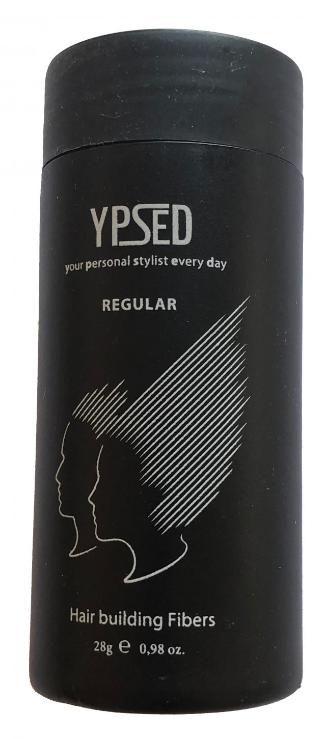 Купить Загуститель для волос YPSED regular Dark Grey (темно-серый) 28 гр
