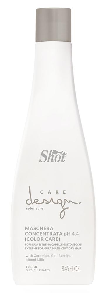 Маска для волос Shot Концентрат для окрашенных