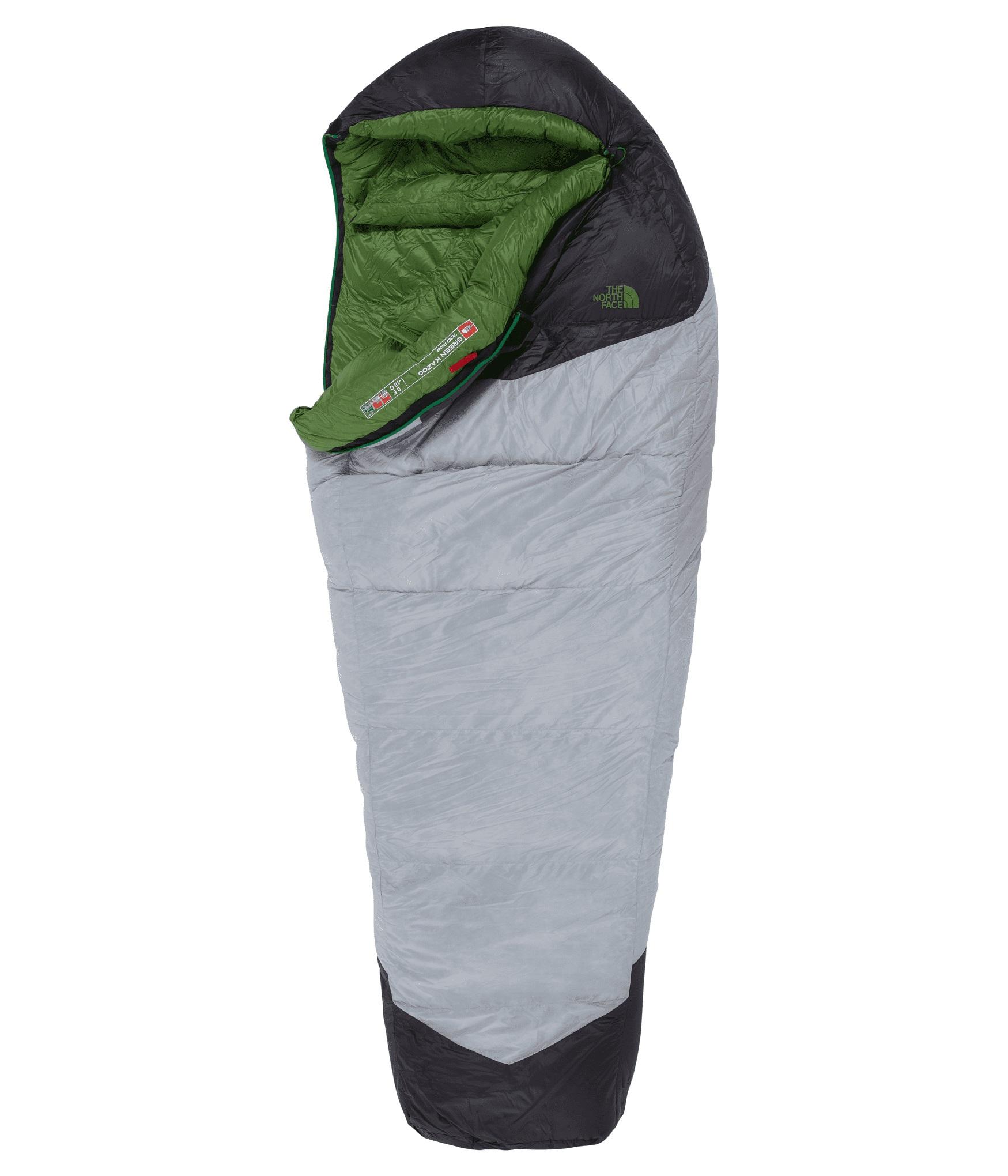 Спальный мешок The North Face Green Kazoo Regular