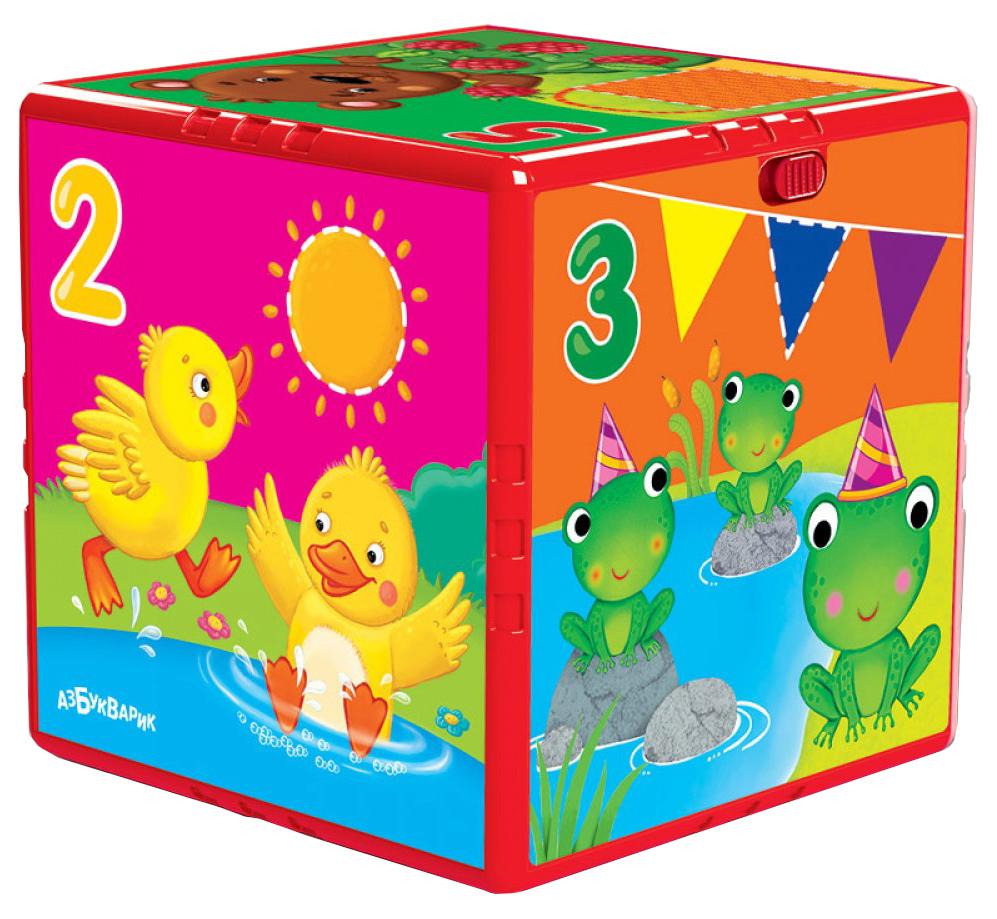Интерактивная игрушка Азбукварик Говорящий кубик 28201 5