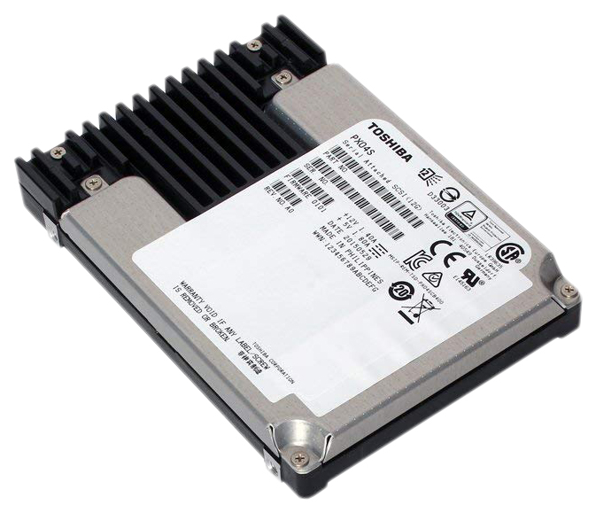 Внутренний SSD накопитель Toshiba 960GB (PX04SRB096)
