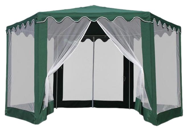 Садовый шатер Afina AFM-1048H Green 200 х 200 см