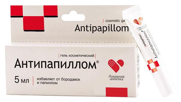 Купить Гель косметический Домашняя аптечка Антипапиллом 5 мл
