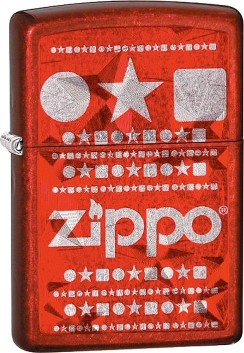 Зажигалка Zippo №28342 Candy Apple Red