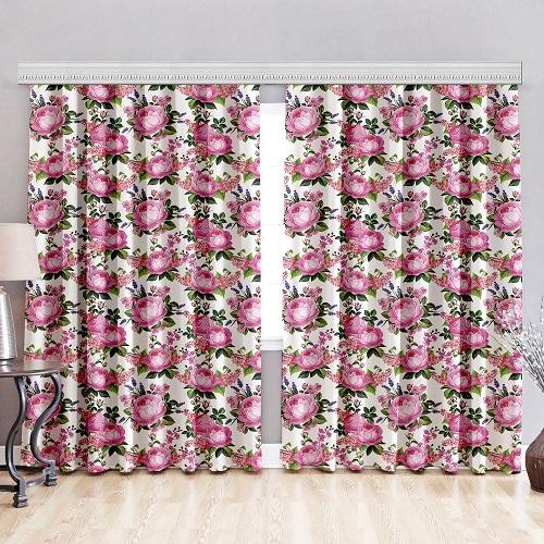 Комплект тюль MARTEX Розовый аромат