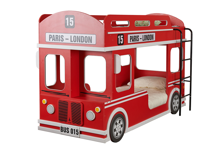 Кровать двухъярусная Hoff London Bus