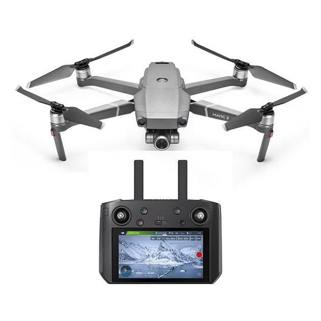 Квадрокоптер DJI Mavic 2 Zoom (DJI Smart