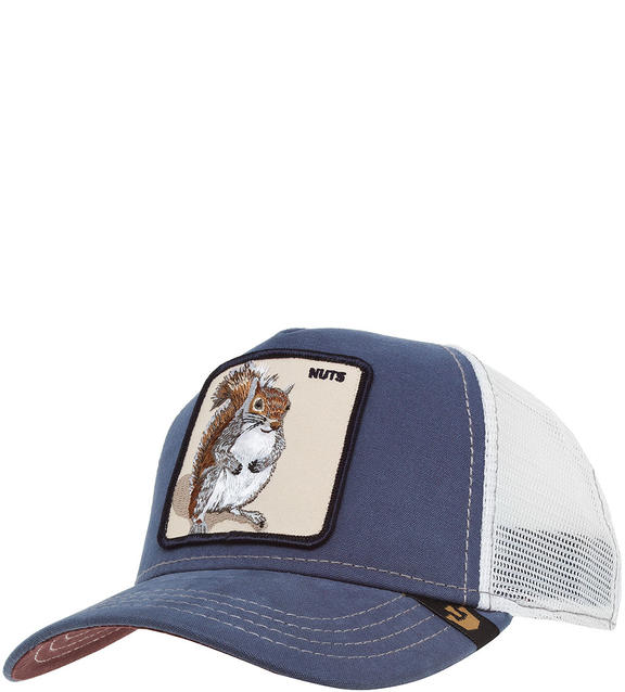 Бейсболка унисекс Goorin Bros. 101 6383 blu,