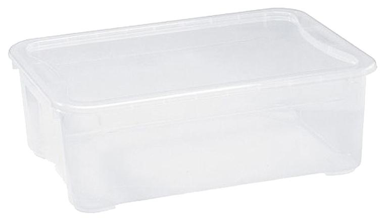 Ящик для хранения Econova Кристалл 18 л