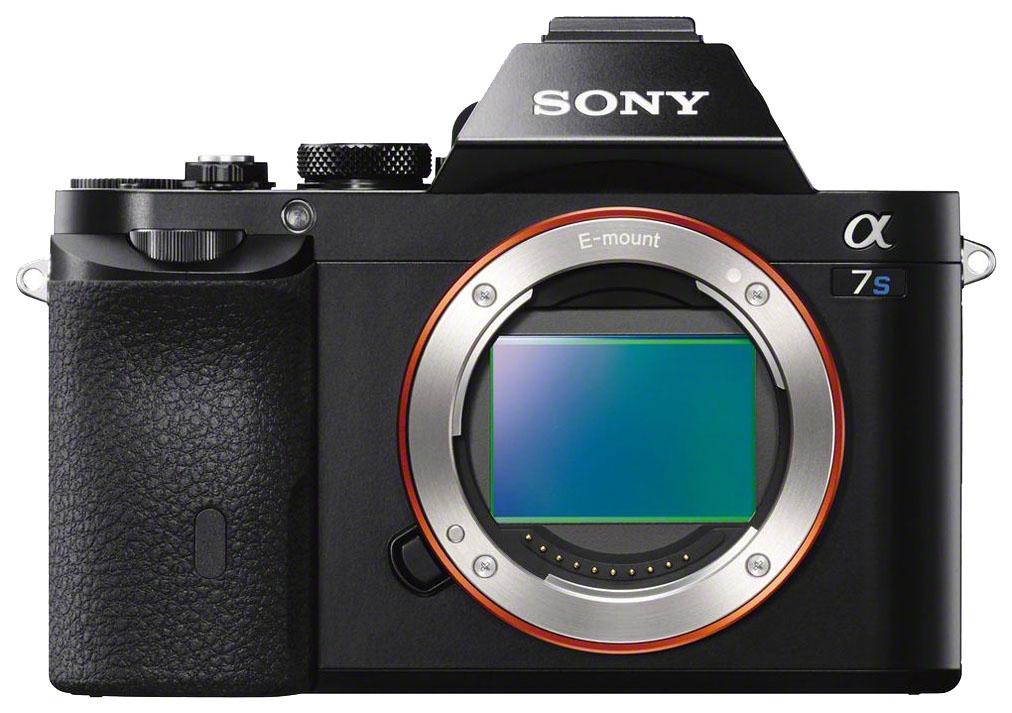 Фотоаппарат системный Sony Alpha A7S Body Black