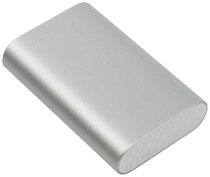 Внешний аккумулятор Xiaomi Mi Power Bank 10000 mAh Silver (VXN4143GL)  - купить со скидкой