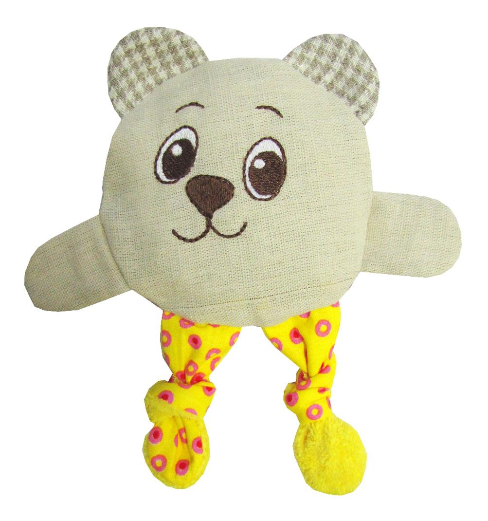 Мягкая игрушка Мякиши Доктор Мякиш Крошка Мишка фото