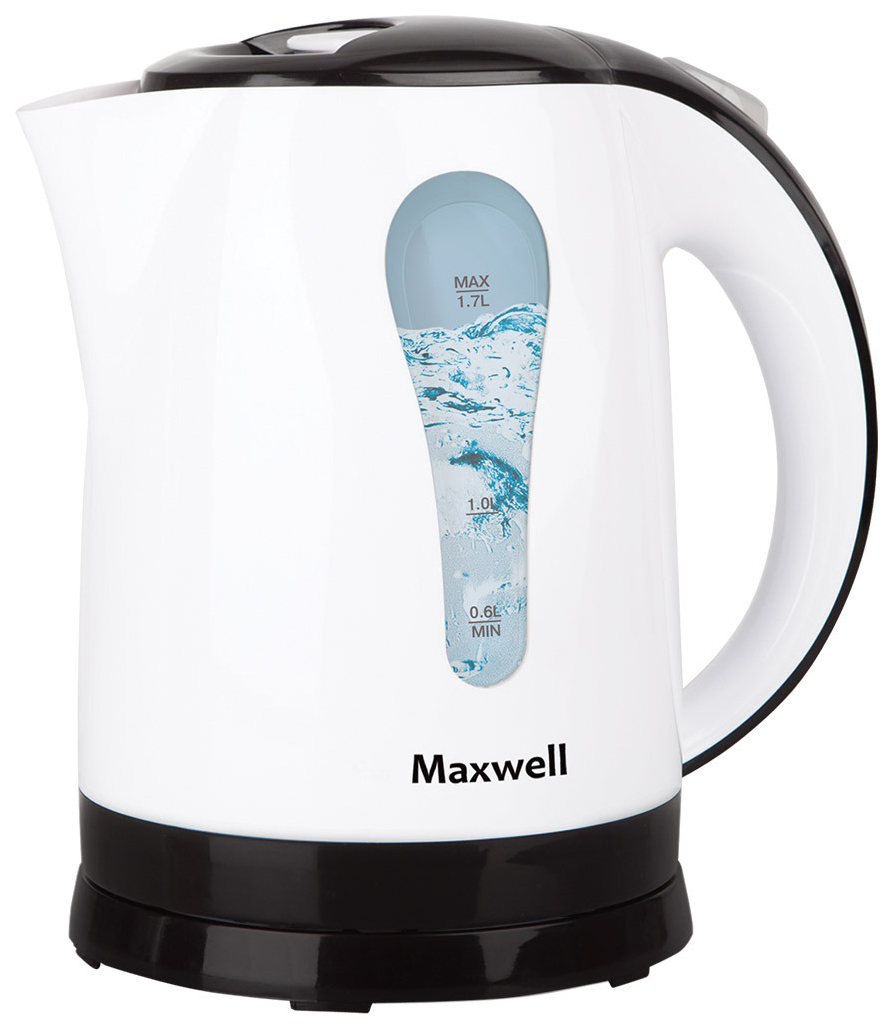 Чайник электрический Maxwell MW 1079W White