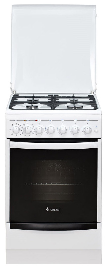 Комбинированная плита GEFEST 5102-03 0023 White
