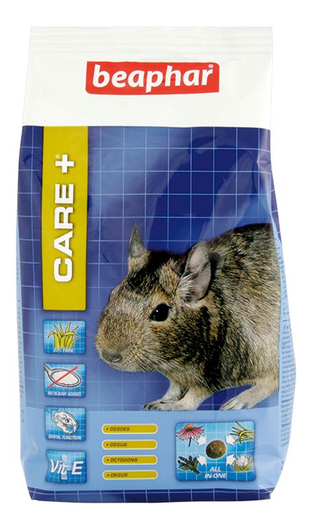 Корм для дегу Beaphar Care + 0.25 кг 1 шт