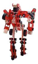Конструктор деревянный Roys Робот-трансформер фото
