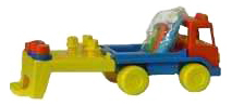 Купить Машинка пластиковая Полесье Техпомощь, Игрушечные машинки