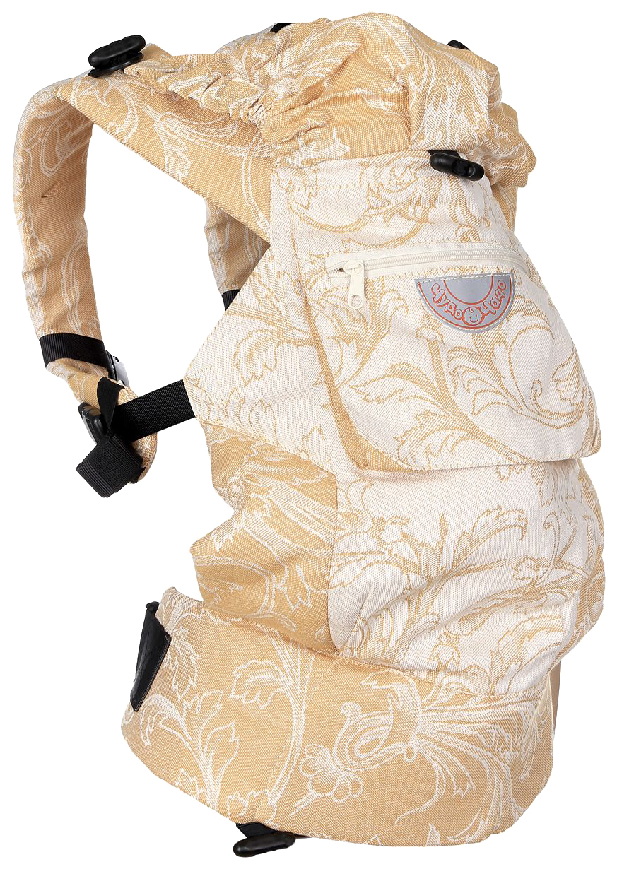 Купить Слинг Чудо-Чадо Ренессанс Шафрановый СРР01-001, Слинг Чудо-Чадо Ренессанс Шафрановый СРР01-001, Слинги для новорожденного