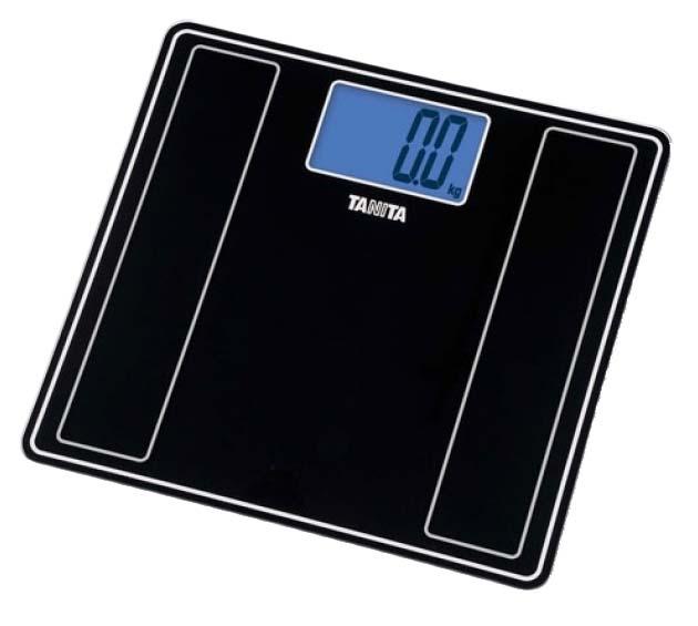 Весы напольные Tanita HD-382 Black