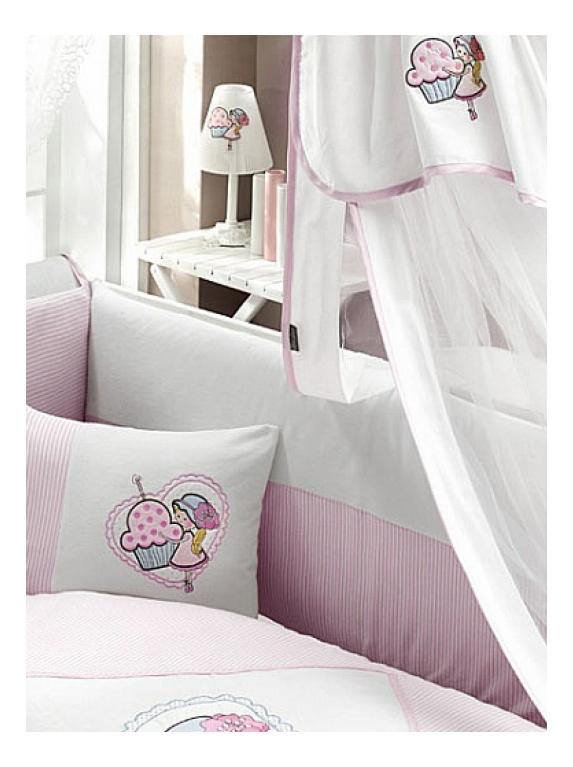 Балдахин для детской кроватки Bebe Luvicci Cute Pie