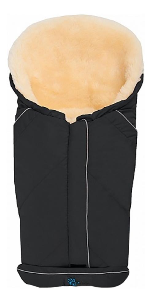 Купить Конверт-мешок для детской коляски Altabebe Lambskin-Car Seat Bag Black,