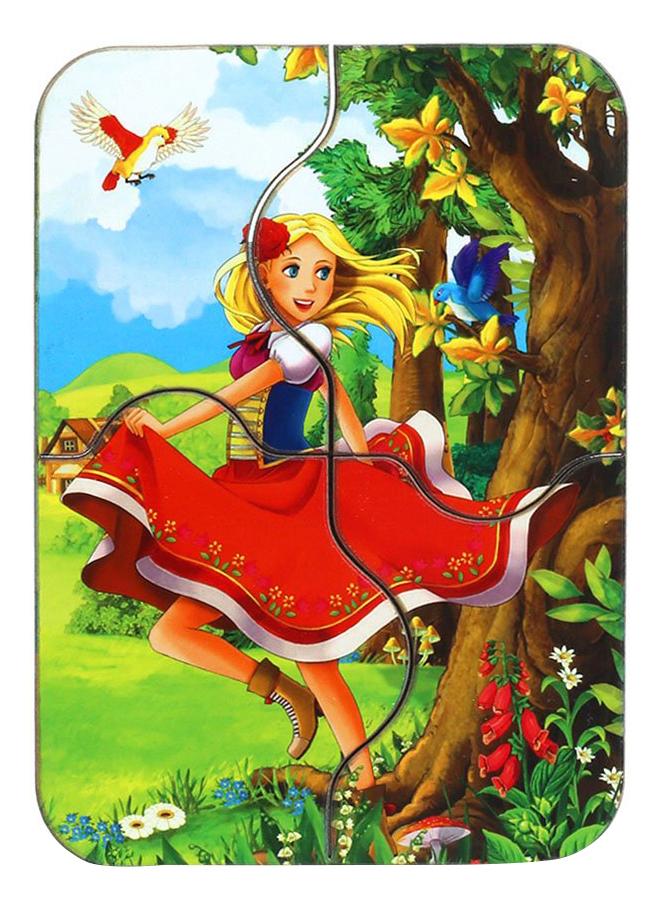 Пазл Мастер игрушек Принцесса