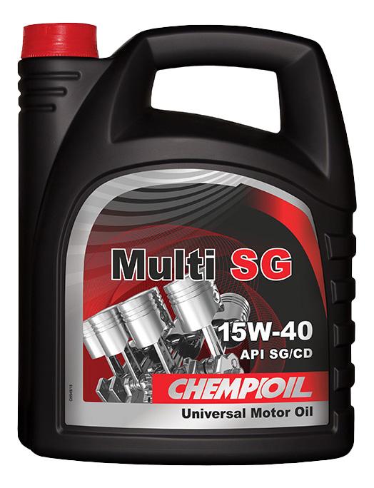 Моторное масло Chempioil Multi SG 15W