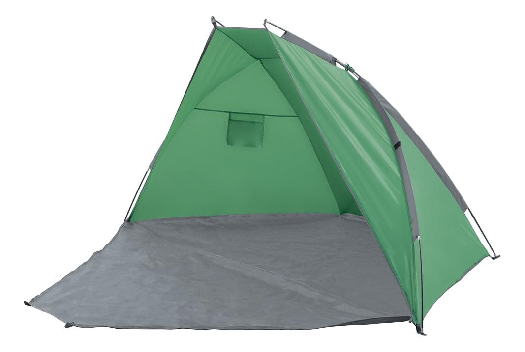 Тент Palisad Camping 69525 серый/зеленый