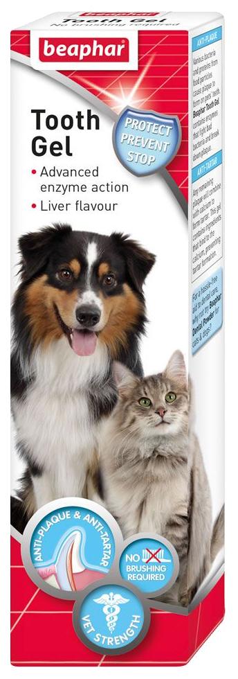 Зубной гель для животных Beaphar коробка