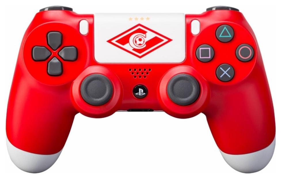 Геймпад Sony PlayStation Dualshock 4 Спартак Красно