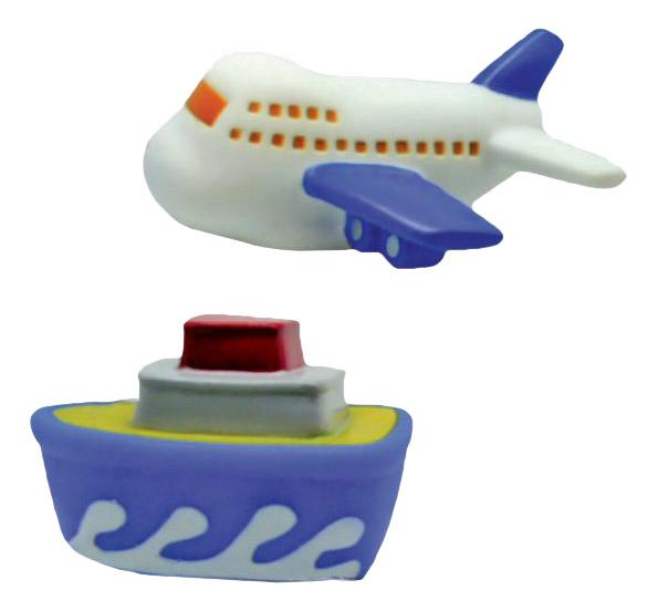 Игрушка для купания Жирафики Самолет и пароход фото