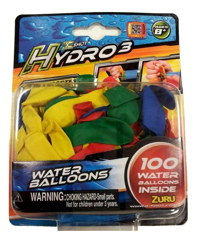 Набор Zuru шариков для водяных Бластеров Hydro3