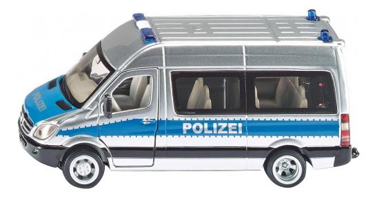Купить Коллекционная модель Siku Полицейский микроавтобус Mercedes Sprinter, Коллекционные модели