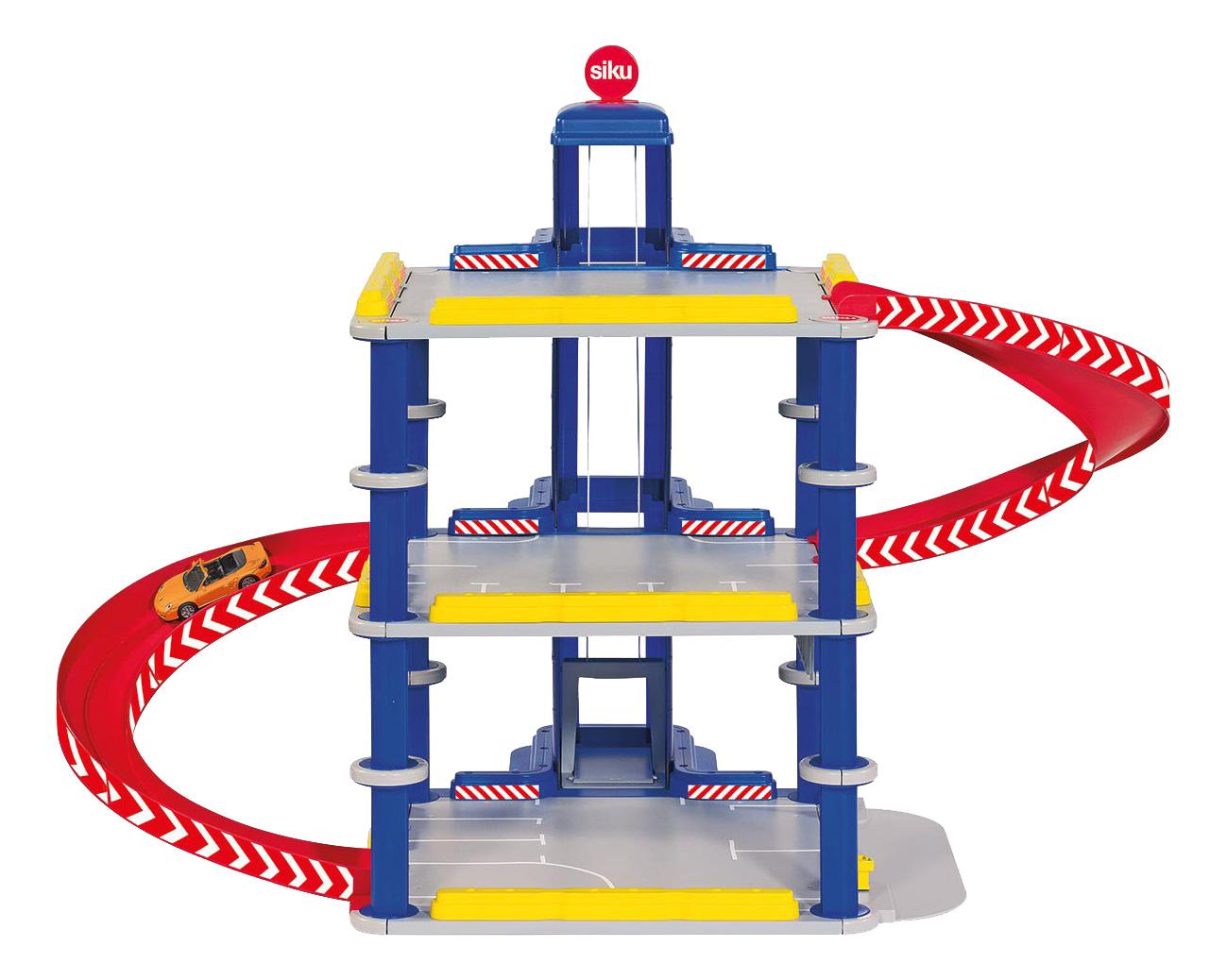 Парковка игрушечная Siku Автомобильная Парковка с подъемным лифтом фото