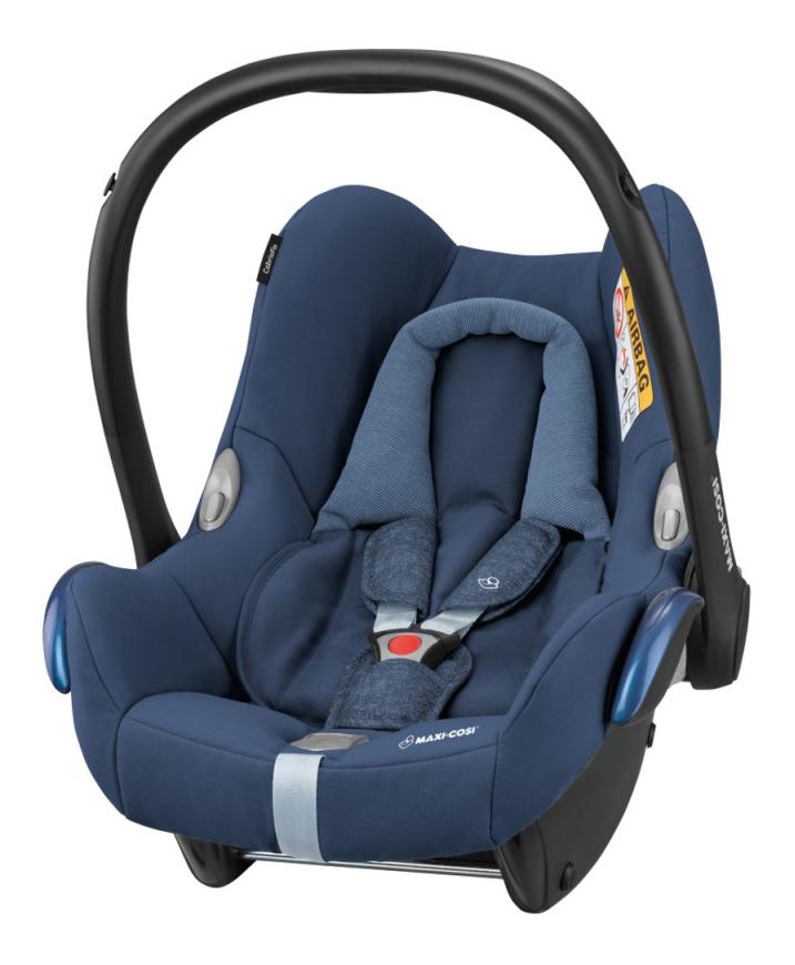 Автокресло CabrioFix Nomad Blue до 13 кг Maxi-Cosi