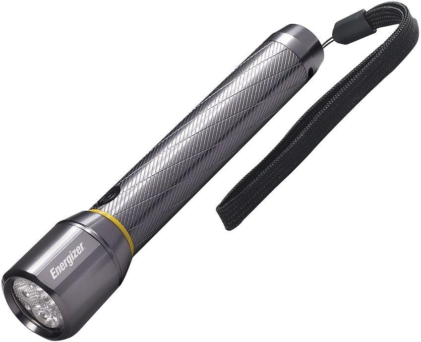 Туристический фонарь Energizer E300600001 серебристый, 3 режима